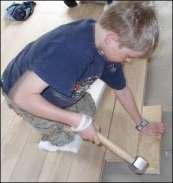 hammer og trægulve